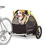 Remolque para Mascotas Burley Tail Wagon Modelo 20